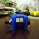 Nuovo y-idler che andrò ad utilizzare quando passerò alla laser cut ;)