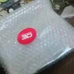 La confezione del letto riscaldato di G3D