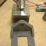 Nuovi pezzi per il supporto dei motori dell'asse Z