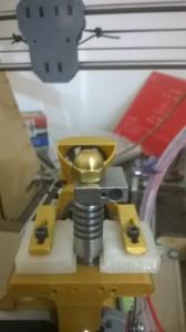Prima prova: sistema di raffreddamento del budda nozzle