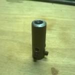 Giunto motore/coupler da 5mm a M5.