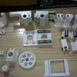 Panoramica delle plastiche di base usate per la mia i3
