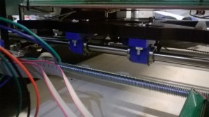 Supporti porta cuscinetti, con serraggio tramite seeger