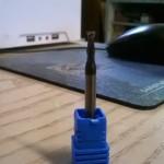 3mm 2 flute carbide endmill